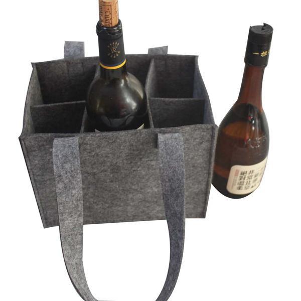 毛毡酒瓶袋
