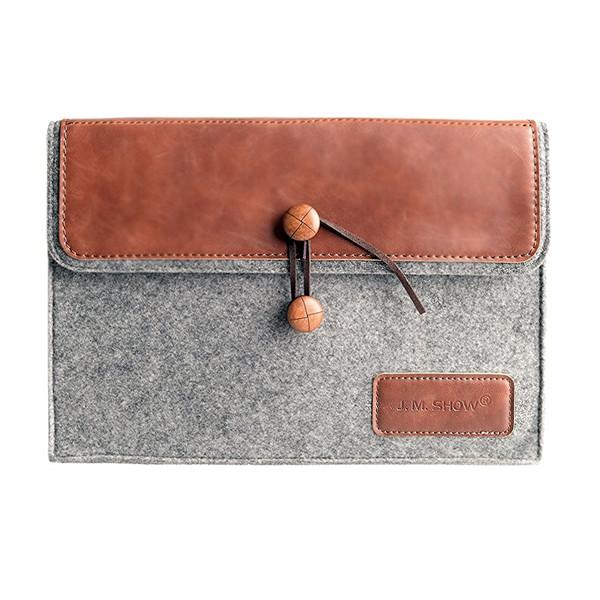 毛毡笔记本包