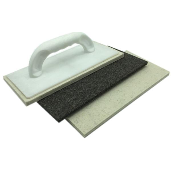 毛毡抹泥板