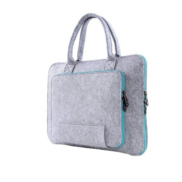 定制毛毡手提包